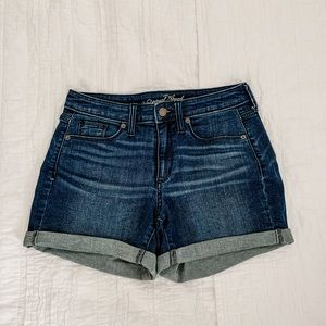 Universal Thread Hi-Rise Midi Shorts - Size 4